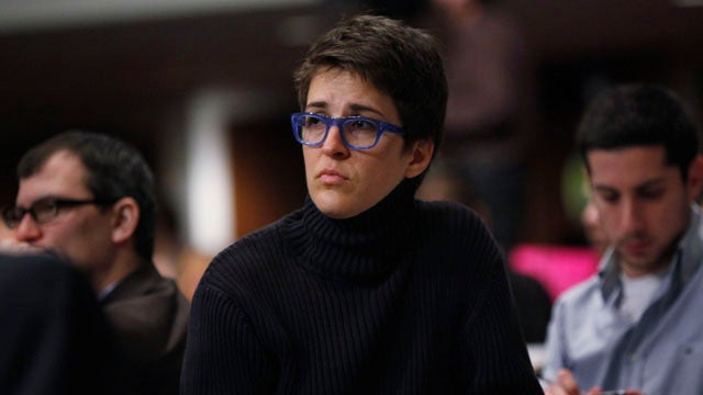 Rachel Maddow Is Not Telling Anderson Cooper To Come Out Of The Closet