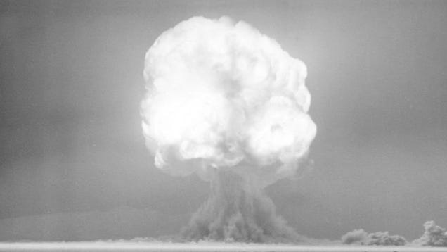New Documents Found Pointing To Japan's WWII Atomic Bomb Program