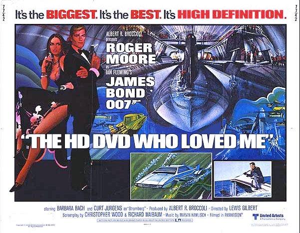 Microsoft Never Loved HD DVD Like Sony Loved Blu