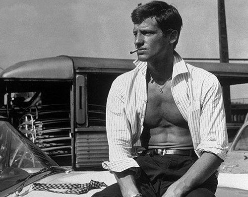 Fine Vintage: Sexiest Men (Not Necessarily) Alive