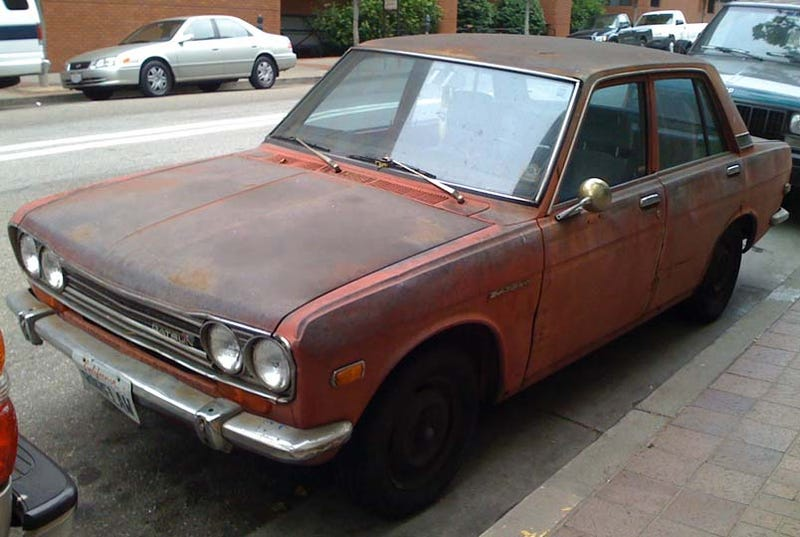 DOTS-O-Rama Sunday, San Francisco Edition: Datsun 510