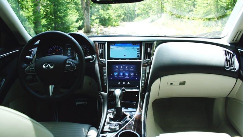 2014 Infiniti Q50: First Drive