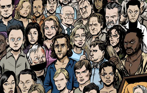 Catch up on 6 years of Lost (in 24 hours) with this infographic