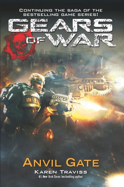 Gears of War: Anvil Gate Novel Tells the Story Before Gears 3