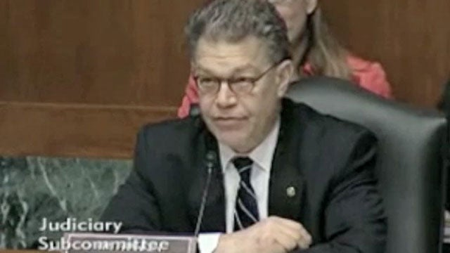 Watch Apple Get Mocked By Al Franken