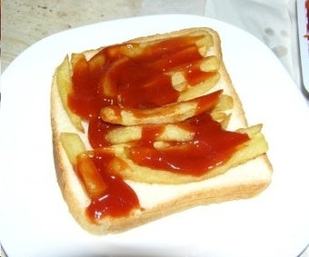 Ketchup Sandwiches For Everyone