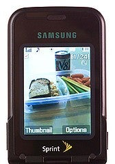 MyFoodPhone cameraphone dieting, $10/month with Sprint