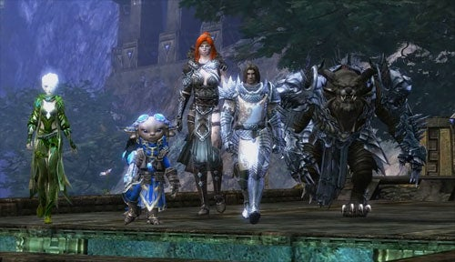 Guild Wars 2 Explores The Five Races Of Tyria