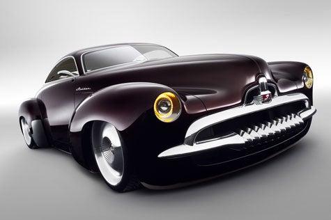 Behold the Mumbo: Holden EFIJY Concept