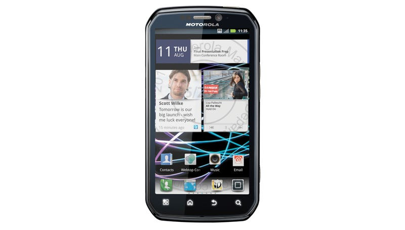 Motorola Photon 4G: Sprint's Tegra 2-Powered, International Roaming Android Phone