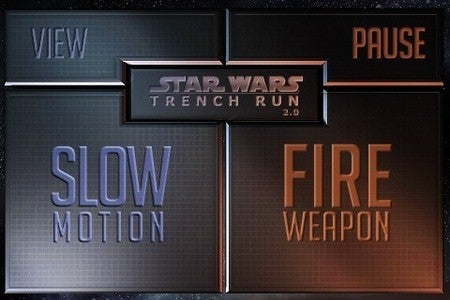 Star Wars Trench Run 2 Turns Your iPhone Into a Controller