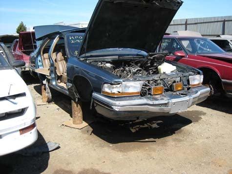 Self-Service Junkyard Find: 1994 Buick Roadmaster