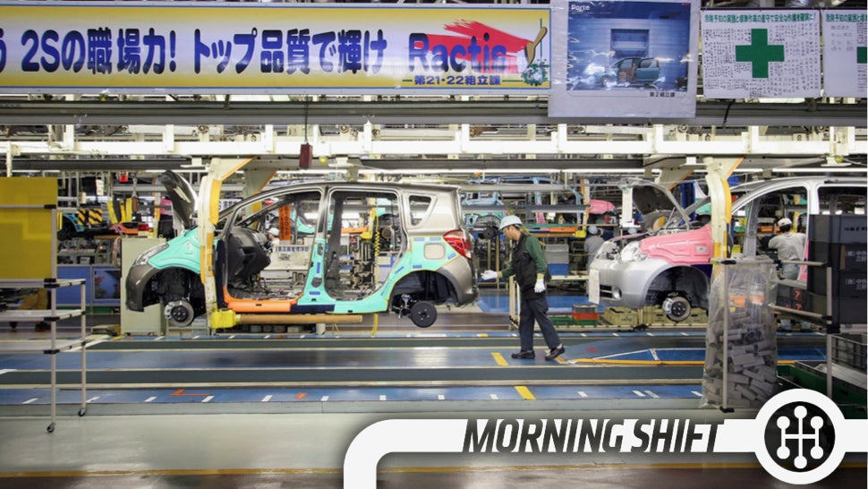 Toyota Will Give Workers First Raise In Six Years… $26 A Month!