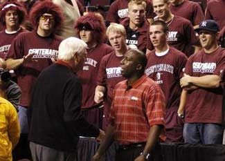 Bob Knight, Remaining Mellow