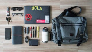The Law Student's Daily Bag