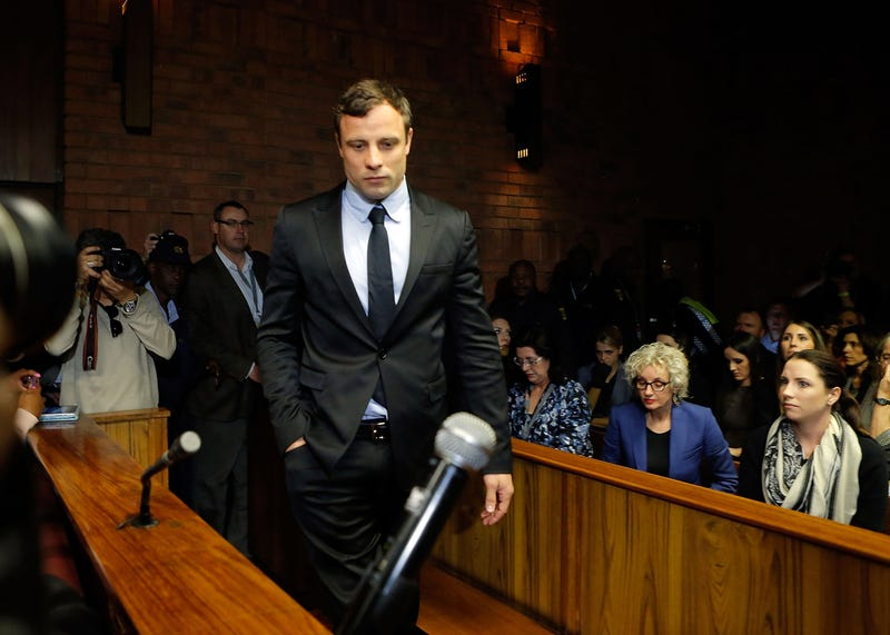 Oscar Pistorius Indicted On Murder Charge