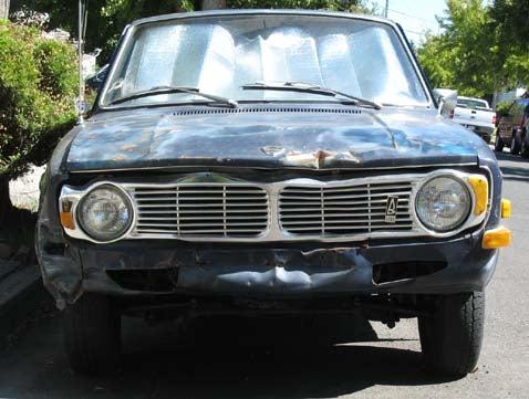 1969 Volvo 144S
