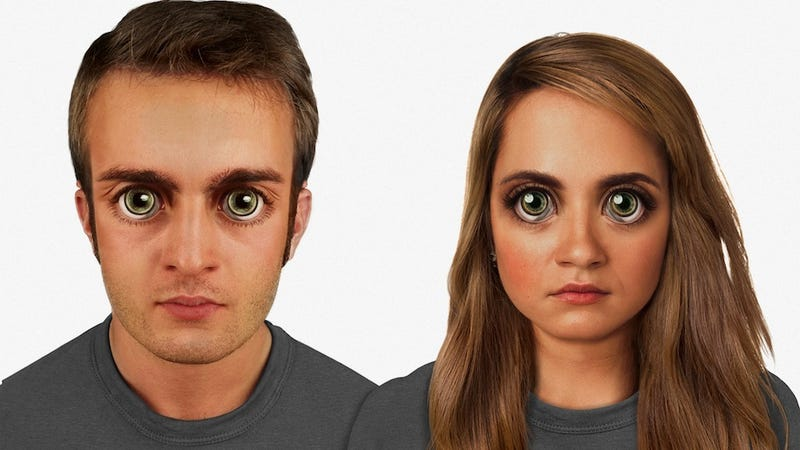 Humans 100,000 Years in the Future Will Look Pants-Pissingly Scary