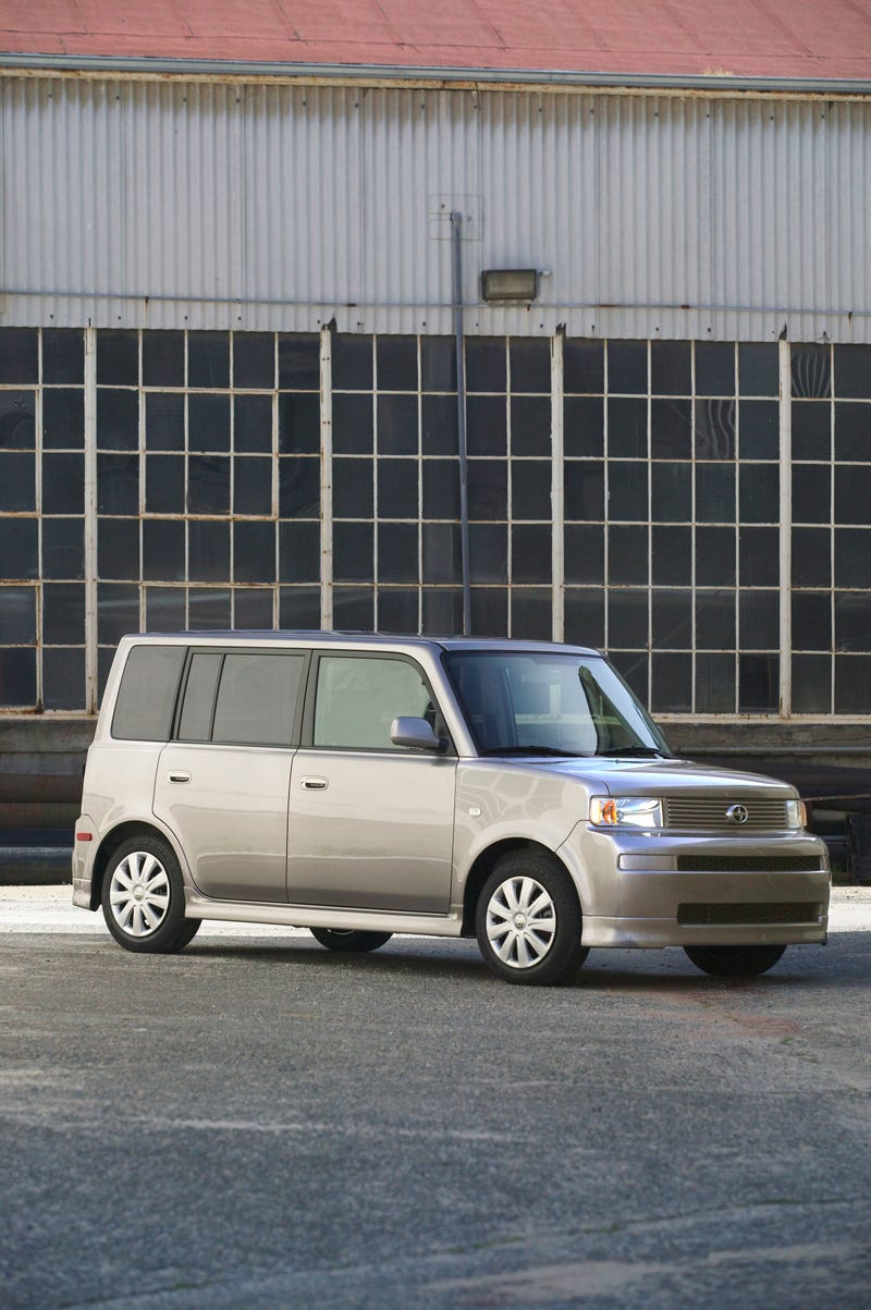 2004 Scion xB: The Oppositelock Review