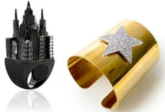 DC Comics jewelry wraps Gotham City around your finger