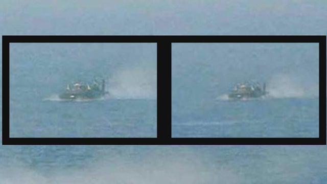 North Korea Photoshopped Its Hovercraft Fleet To Make It Look Less Terrible and Sad