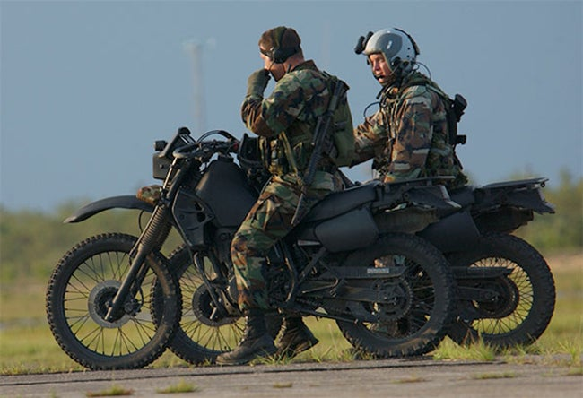 U.S. Commandos To Get This Stealthy Hybrid All-Wheel Drive Motorcycle
