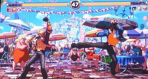 SNK Talk KOFXII's Gorgeous, Gorgeous Graphics