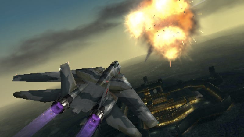 There's Another Ace Combat Making a Fly-by