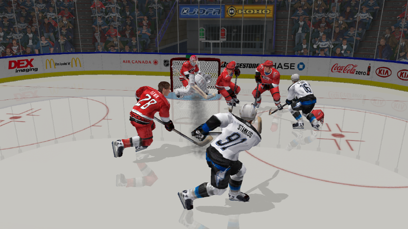 Fan-Favorite NHL Hitz Gets Updated—for GameCube