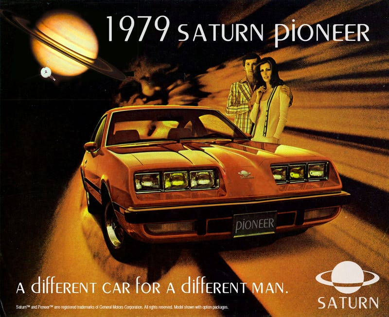 This 1979 Ad Is From The Earliest Days Of Saturn