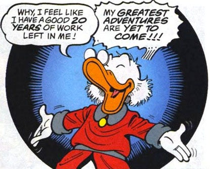 Kingdom Hearts Needs More Scrooge McDuck