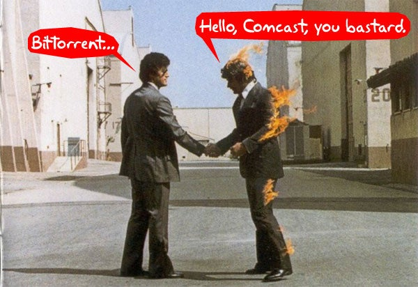 Comcast Pulls an About Face, Teams Up with BitTorrent for Net Neutrality