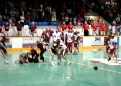 There is No Difference Between a Lacrosse Brawl and a Regular Brawl