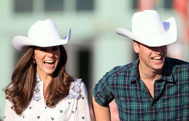 William and Kate's Canadian Cowboy Controversy
