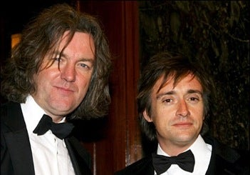 "Telegraph: James May, Richard Hammond ""May Leave"" Top Gear Unless BBC Meets Salary Demands"