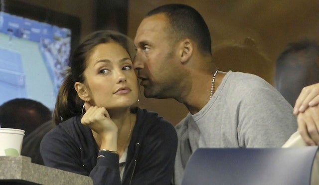 Derek Jeter And Minka Kelly Have Split, So Here's Your Chance, Dudes