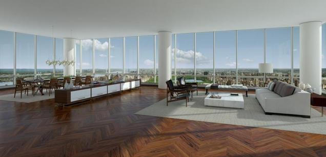 It's Official, Someone Bought NYC's First $100 Million Apartment