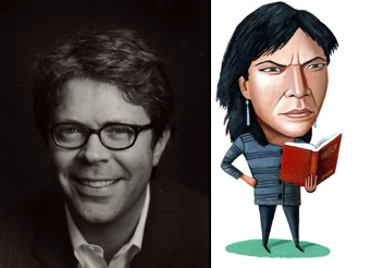 """Who Does Jonathan Franzen Think is the """"Stupidest Person in NYC""""?"""