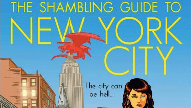 io9 Book Club is in session! Let's talk about The Shambling Guide