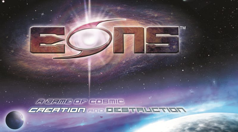 EONS: A game where you create the universe and then destroy it
