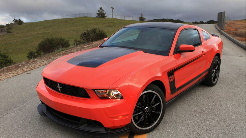 Tesla's Ludicrous Fine Print, Cop In A Cop Car, And The 2014 Mustang Boss 351