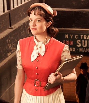 "Peggy Olson Is ""Absolutely"" A Feminist"