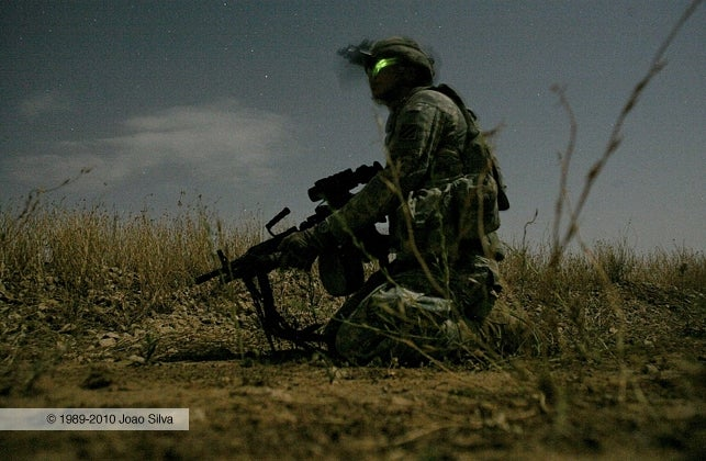 Support Joao Silva, the War Photographer Who Lost His Legs to a Landmine