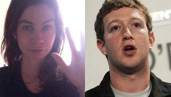 Facebook CEO Loses His Voice