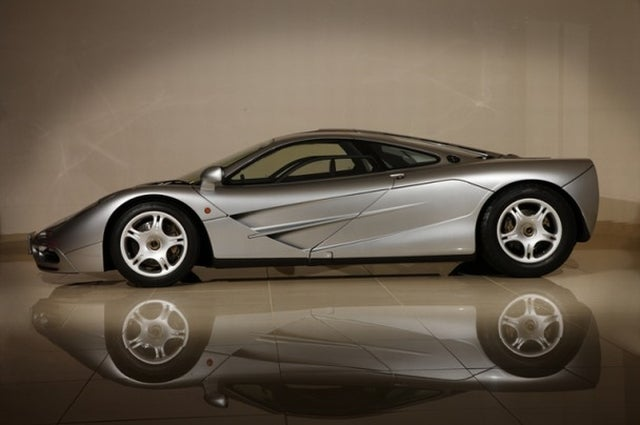 The First McLaren F1 Ever Built Is For Sale
