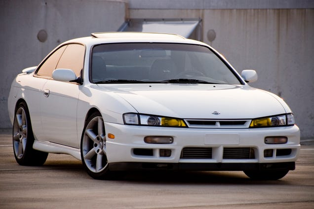 Five Reasons You Need To Buy A Nissan 240 SX Right Now