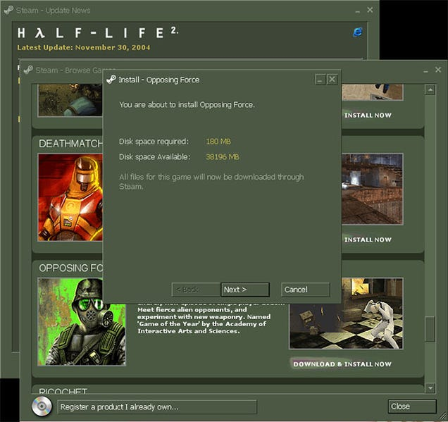 Steam Is 10 Today. Remember When It Sucked?