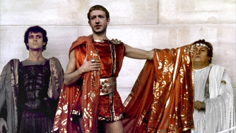 Why Facebook Will Fall Like the Roman Empire