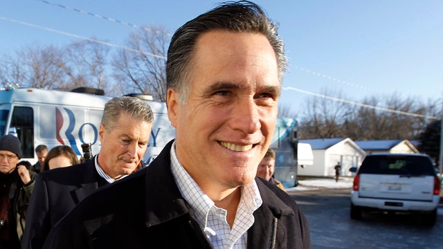 Mitt Romney: 'I'm Not Concerned About the Very Poor'