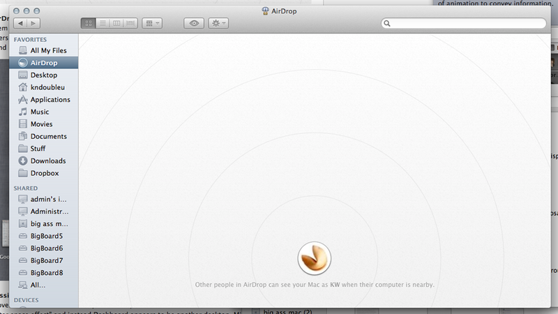 OS X Lion Gallery